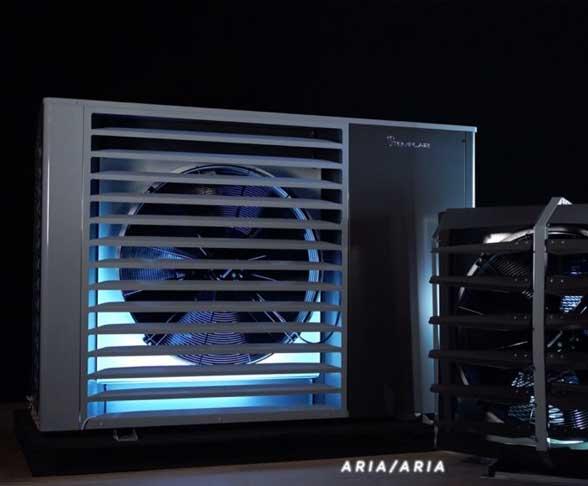 Pompa di calore Kita Air - riscalda e raffredda
